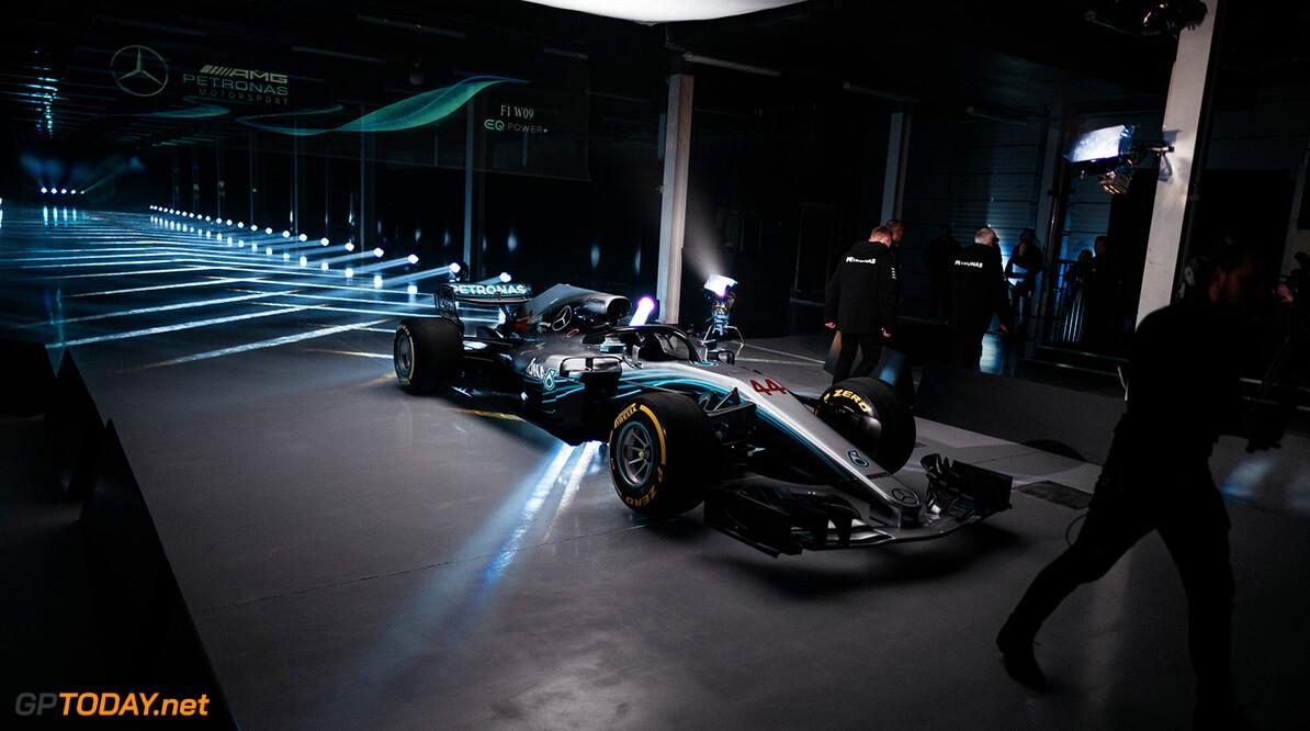 Archivnummer: M147671 Pr?sentation F1 W09 EQ Power+, Silverstone - Paul Ripke F1 W09 EQ Power+ Launch, Silverstone - Paul Ripke Paul Ripke Silverstone Grossbritannien  Silverstone Circuit 2018