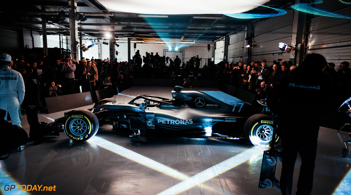Archivnummer: M147667 Pr?sentation F1 W09 EQ Power+, Silverstone - Paul Ripke F1 W09 EQ Power+ Launch, Silverstone - Paul Ripke Paul Ripke Silverstone Grossbritannien  Silverstone Circuit 2018