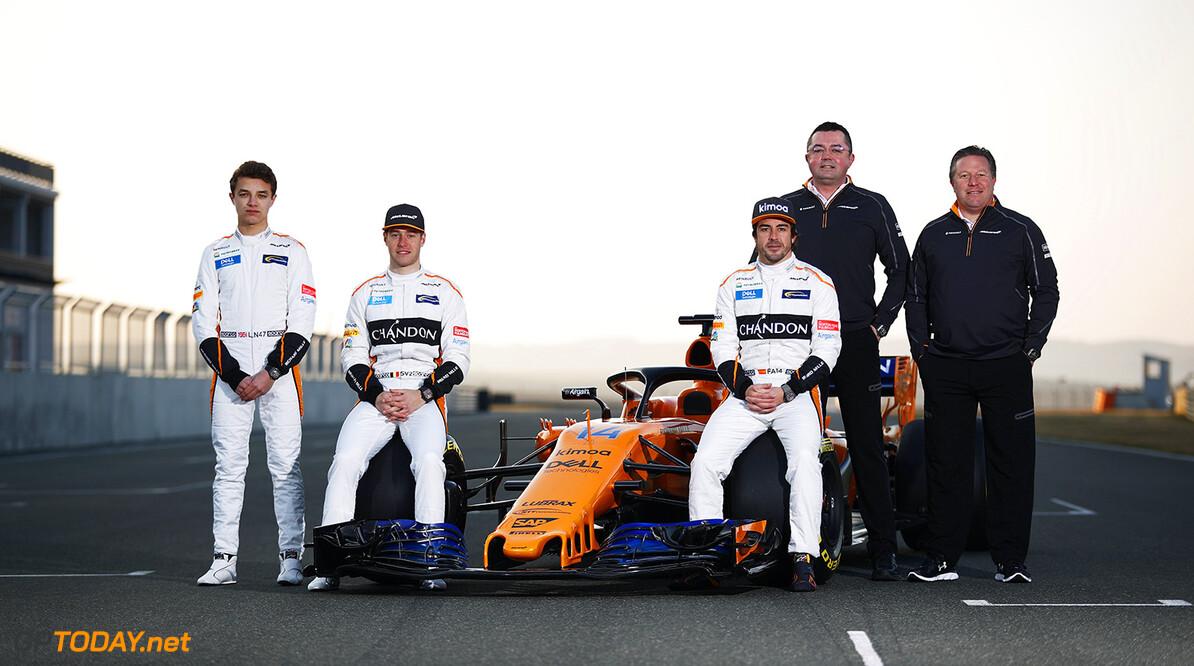 Norris heeft veel geleerd van zijn voorbeeld Alonso