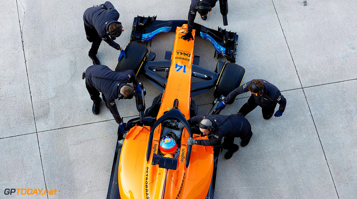 McLaren will have a 'much different' car in 2019