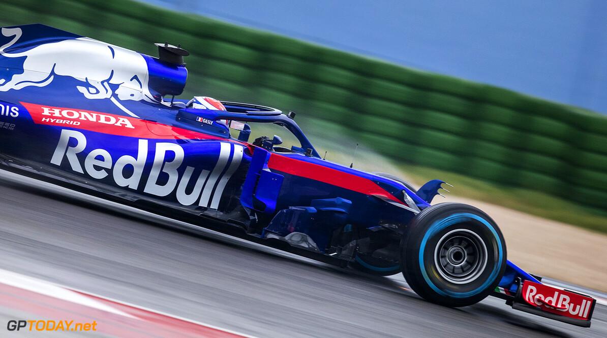 Gemengde gevoelens bij rijders van Toro Rosso