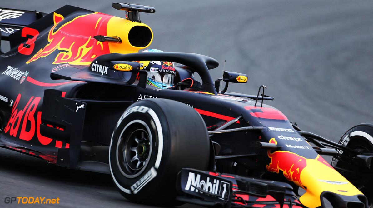 Testupdate: Ricciardo aan kop, Alonso verliest een wiel