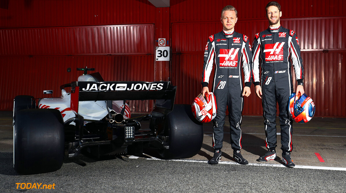 Haas set to confirm 2019 line-up before Japanese GP