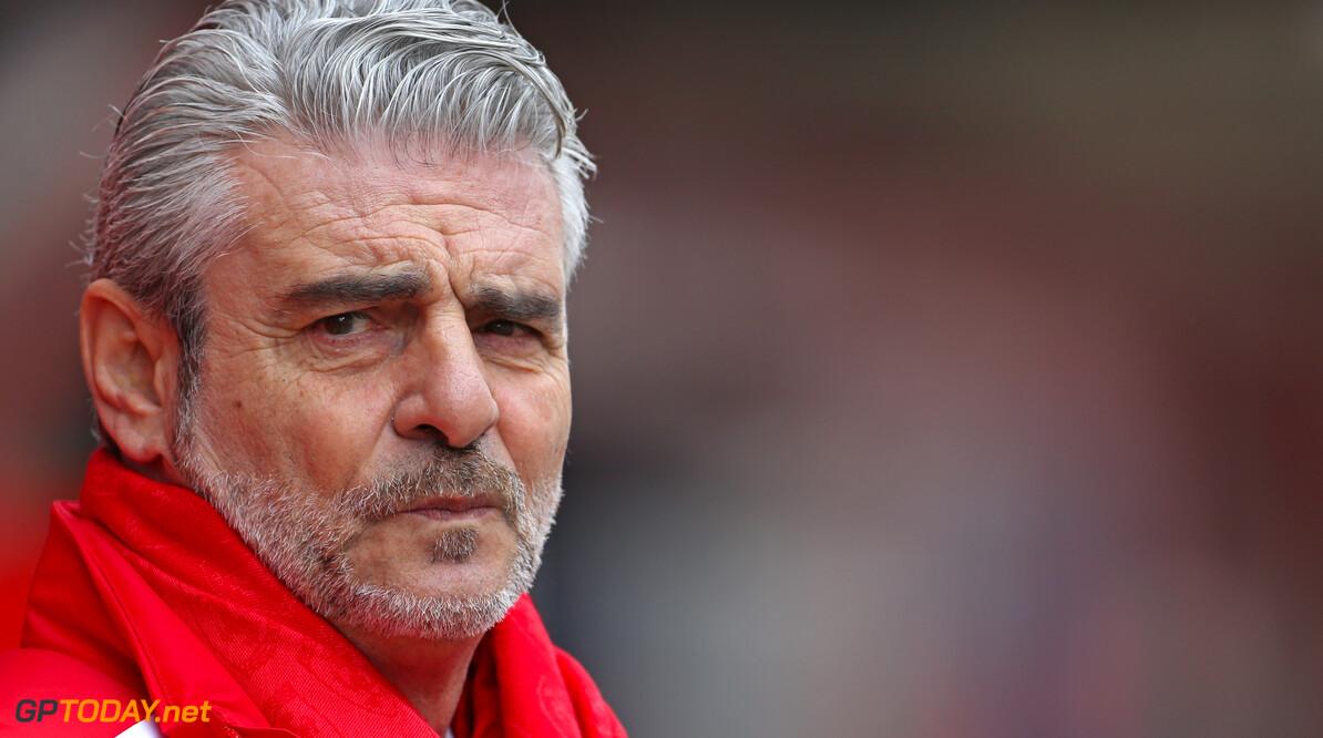 """Ferrari-teambaas Arrivabene: """"Dit weekend kampioenschap uit balans brengen"""""""