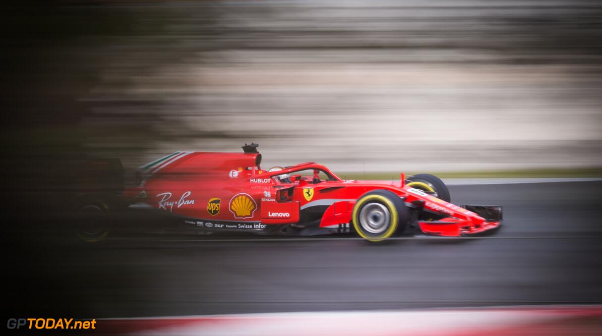 Barcelona dag 2: Vettel laat zich niet ondersneeuwen