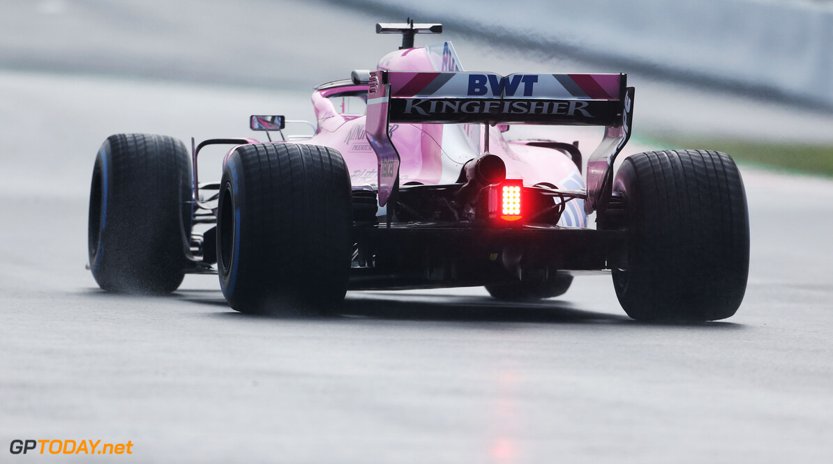 Perez : Difficult for Force India to keep McLaren, Renault behind