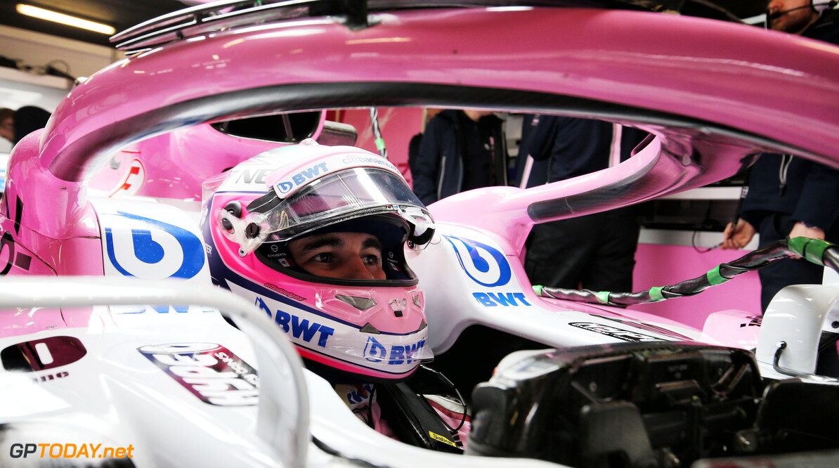 Sergio Perez says Alonso's 2018 schedule 'impossible'