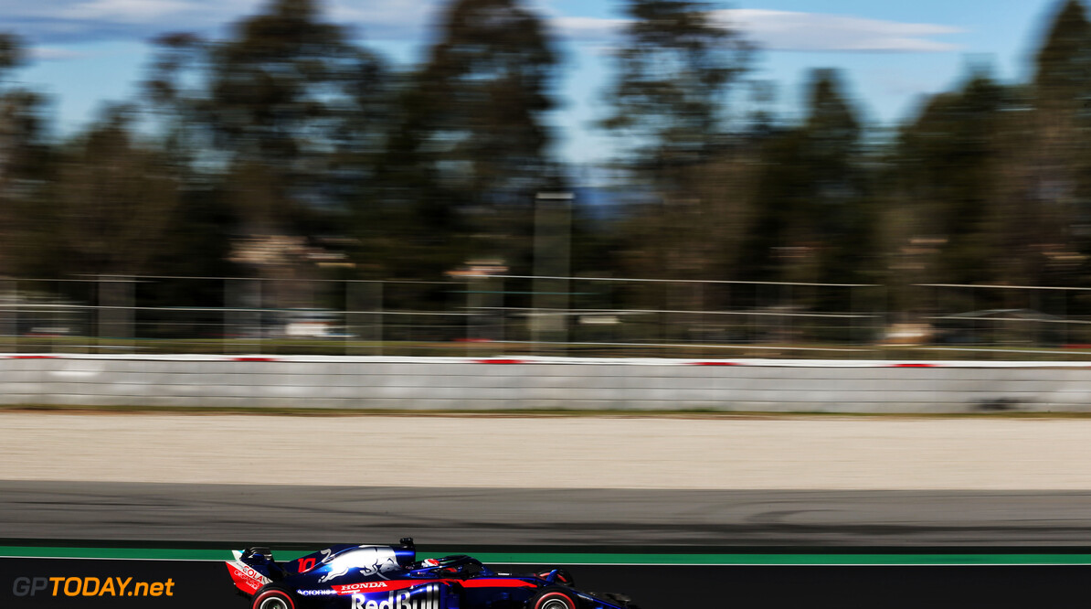 Toro Rosso en Honda gebruikten één motor tijdens tweede testweek