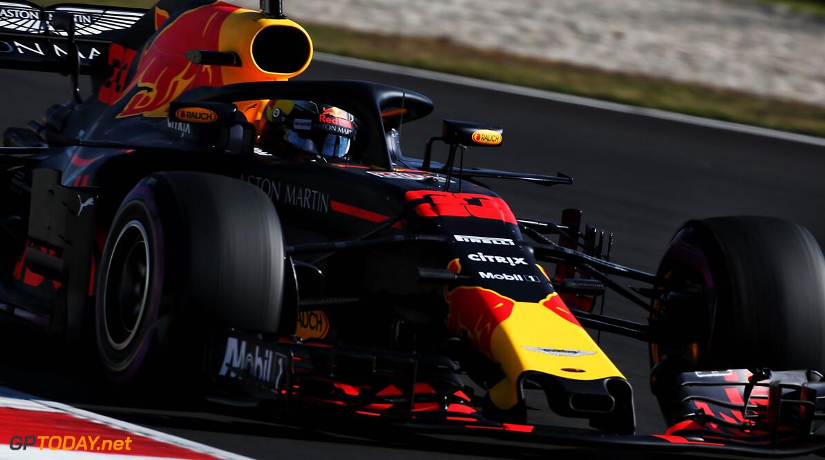 """Verstappen: """"Bijgetekend omdat ik geloof in Red Bull Racing"""""""