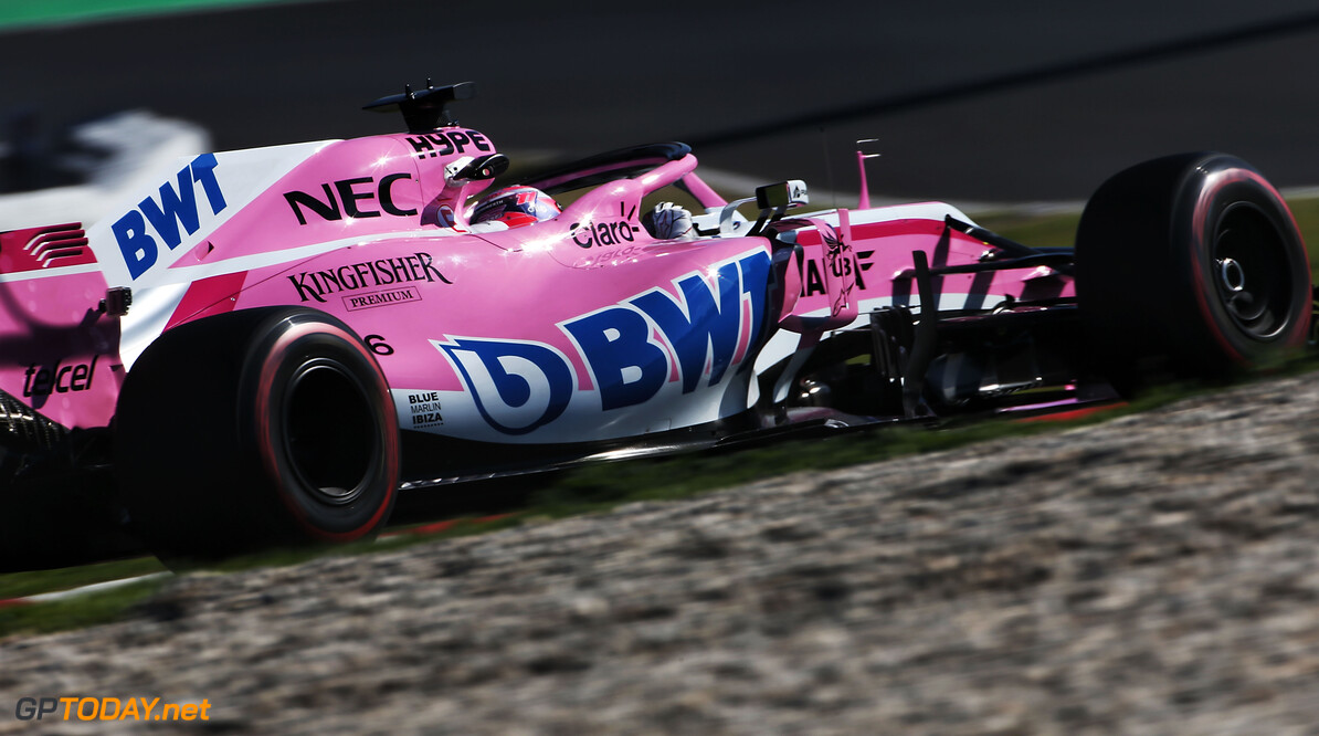"""Stroll aims to take rebranded Force India to """"the next level"""""""