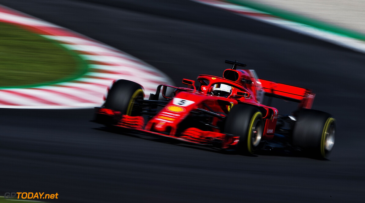 FP3: Vettel tops close final practice session