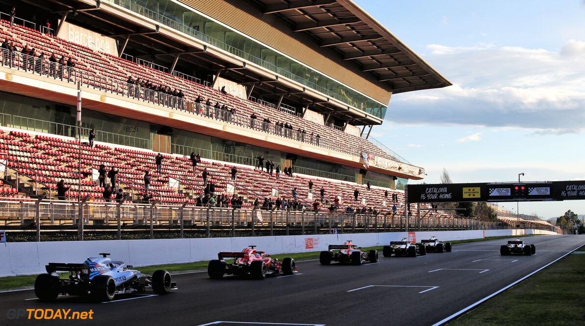 """Grosjean: """"Standing start could be chaos and dangerous"""""""