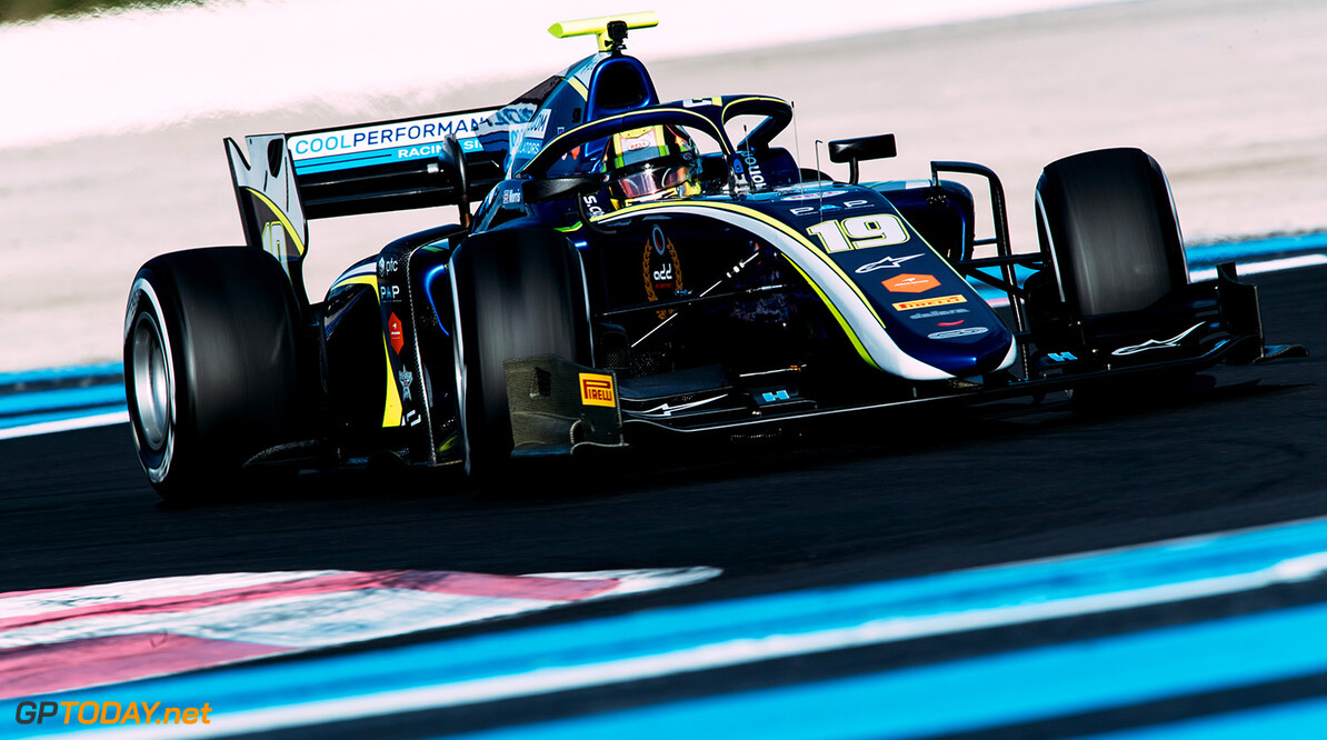 2018 FIA Formula 2, Test 1.