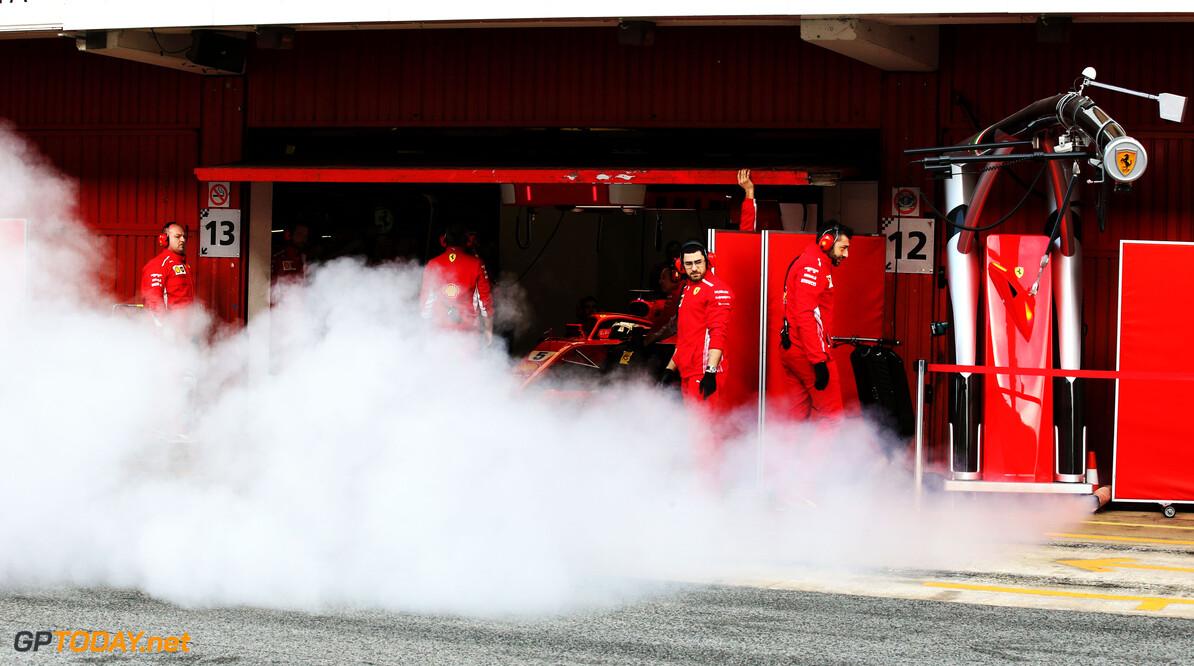 Probeert Ferrari regels olieverbranding te omzeilen?