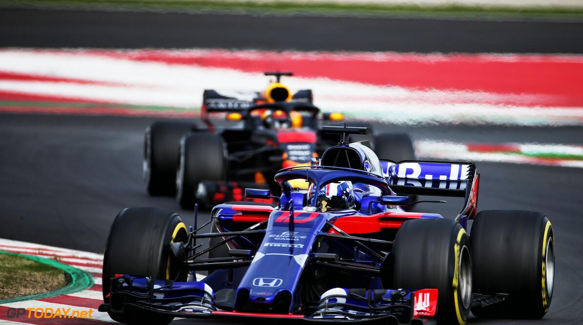 """Gasly: """"Sainz favoriet voor overstap Red Bull Racing"""""""