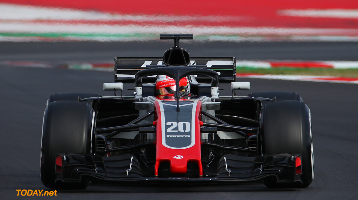 Haas F1 Team emerges as dark horse of 2018