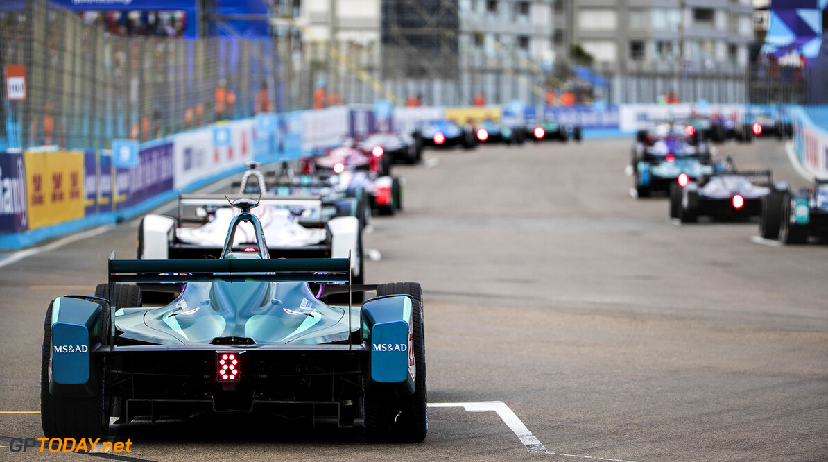 Tom Blomqvist (GBR), MS + AD Andretti Formula E, Andretti ATEC-03.  Alastair Staley    Action