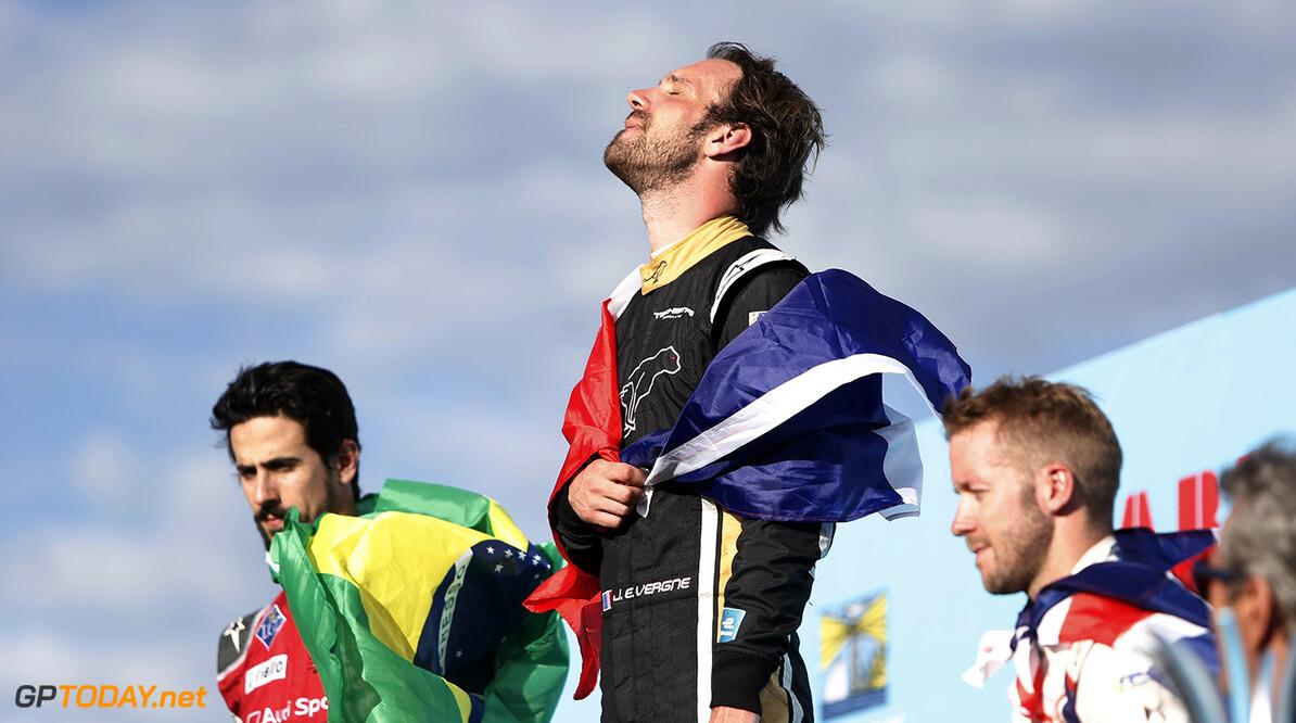 Vergne would like Formula E and Formula 1 to merge in the future