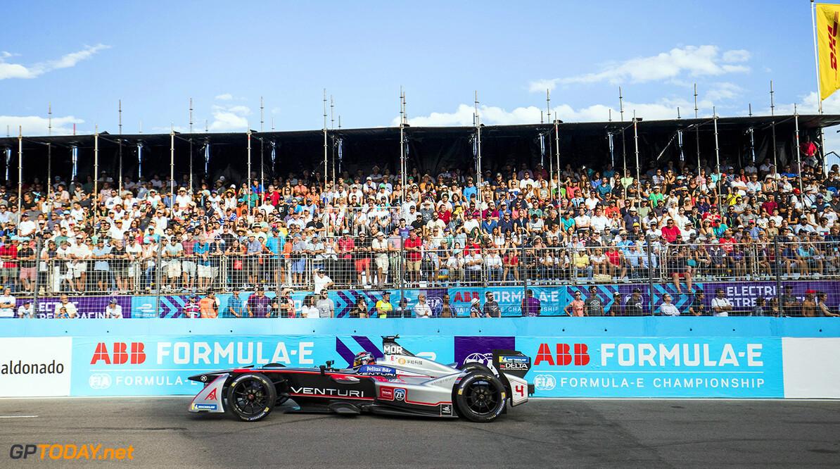 Edoardo Mortara (ITA) Venturi Formula E, Venturi VM200-FE-03.  Zak Mauger    action