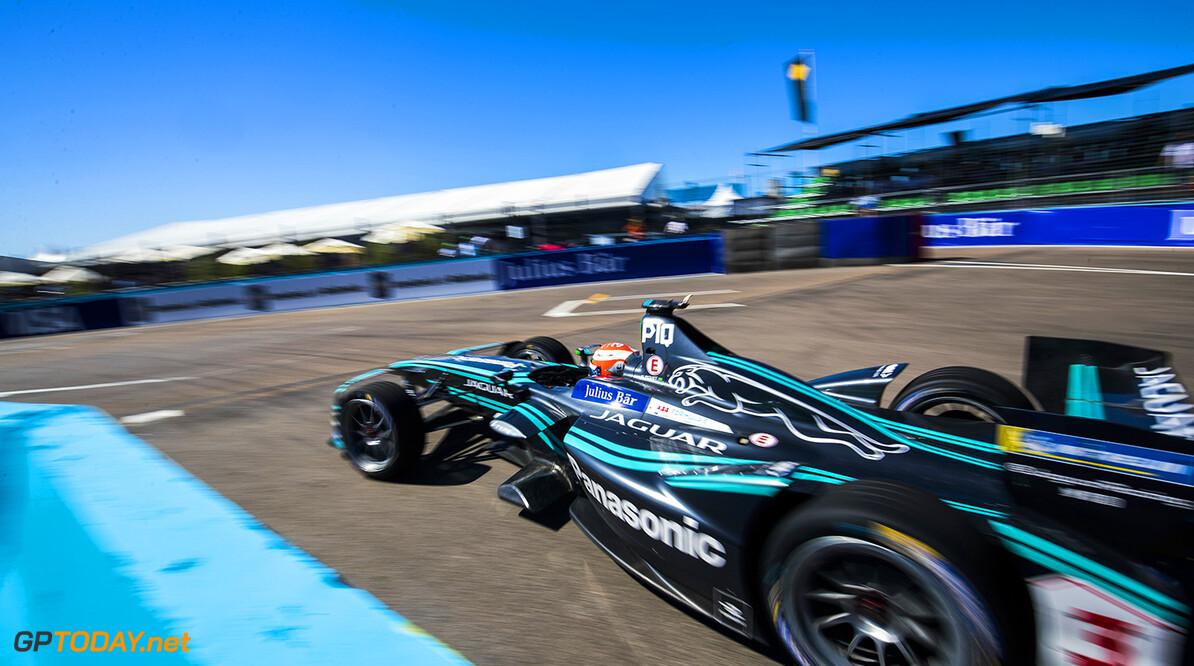 Nelson Piquet Jr. (BRA), Panasonic Jaguar Racing, Jaguar I-Type II.  Sam Bloxham