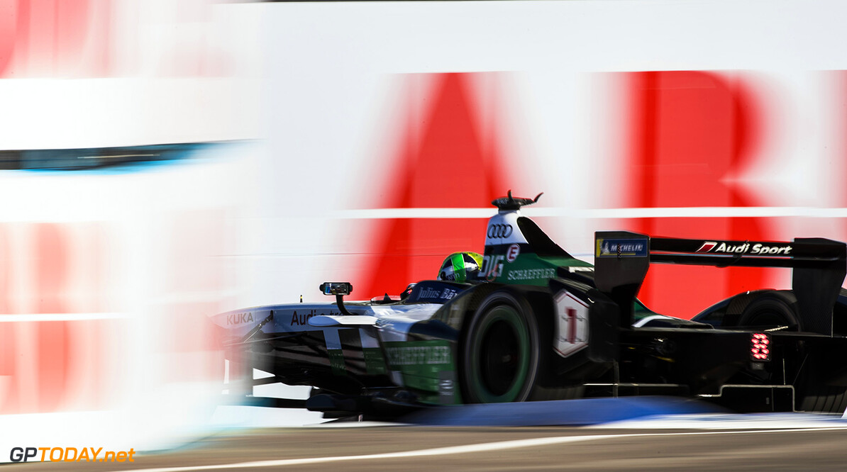 Lucas Di Grassi (BRA), Audi Sport ABT Schaeffler, Audi e-tron FE04.  Sam Bloxham    action