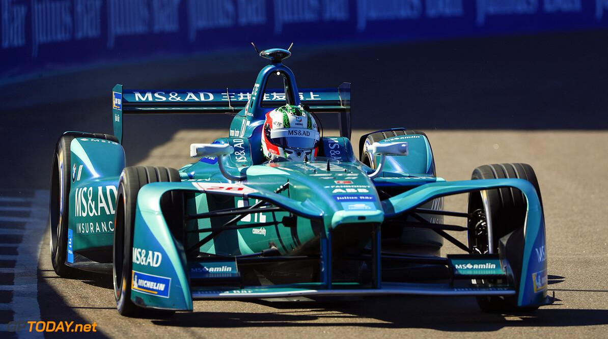 Antonio Felix da Costa (POR), MS + AD Andretti Formula E Team, Andretti ATEC-03.  Sam Bloxham    Action