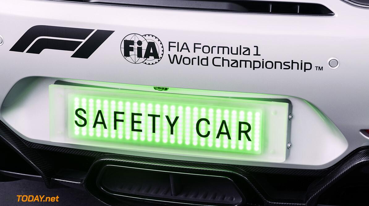 18C0211_104 Mercedes-AMG GT R Official F1 Safety Car 2018   Mercedes-AMG GT R Official F1 Safety Car 2018  Mercedes-AMG GT R neues F?hrungsfahrzeug in der Formel 1-Saison 2018: Das st?rkste Official FIA F1 Safety Car aller Zeiten Daimler AG - Global Communicatio