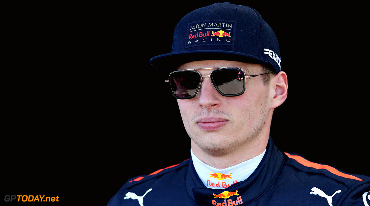 MELBOURNE, AUSTRALIA - MARCH 22: Max Verstappen of Netherlands and Red Bull Racing poses for a photo during previews ahead of the Australian Formula One Grand Prix at Albert Park on March 22, 2018 in Melbourne, Australia.  (Photo by Charles Coates/Getty Images) // Getty Images / Red Bull Content Pool  // AP-1V4HPHHFD2111 // Usage for editorial use only // Please go to www.redbullcontentpool.com for further information. //  Australian F1 Grand Prix - Previews Charles Coates Melbourne Australia  AP-1V4HPHHFD2111