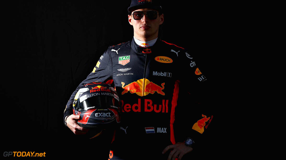 MELBOURNE, AUSTRALIA - MARCH 22:  Max Verstappen of Netherlands and Red Bull Racing poses for a photo during previews ahead of the Australian Formula One Grand Prix at Albert Park on March 22, 2018 in Melbourne, Australia.  (Photo by Robert Cianflone/Getty Images) // Getty Images / Red Bull Content Pool  // AP-1V4FQD3UD2111 // Usage for editorial use only // Please go to www.redbullcontentpool.com for further information. //  Australian F1 Grand Prix - Previews Robert Cianflone Melbourne Australia  AP-1V4FQD3UD2111