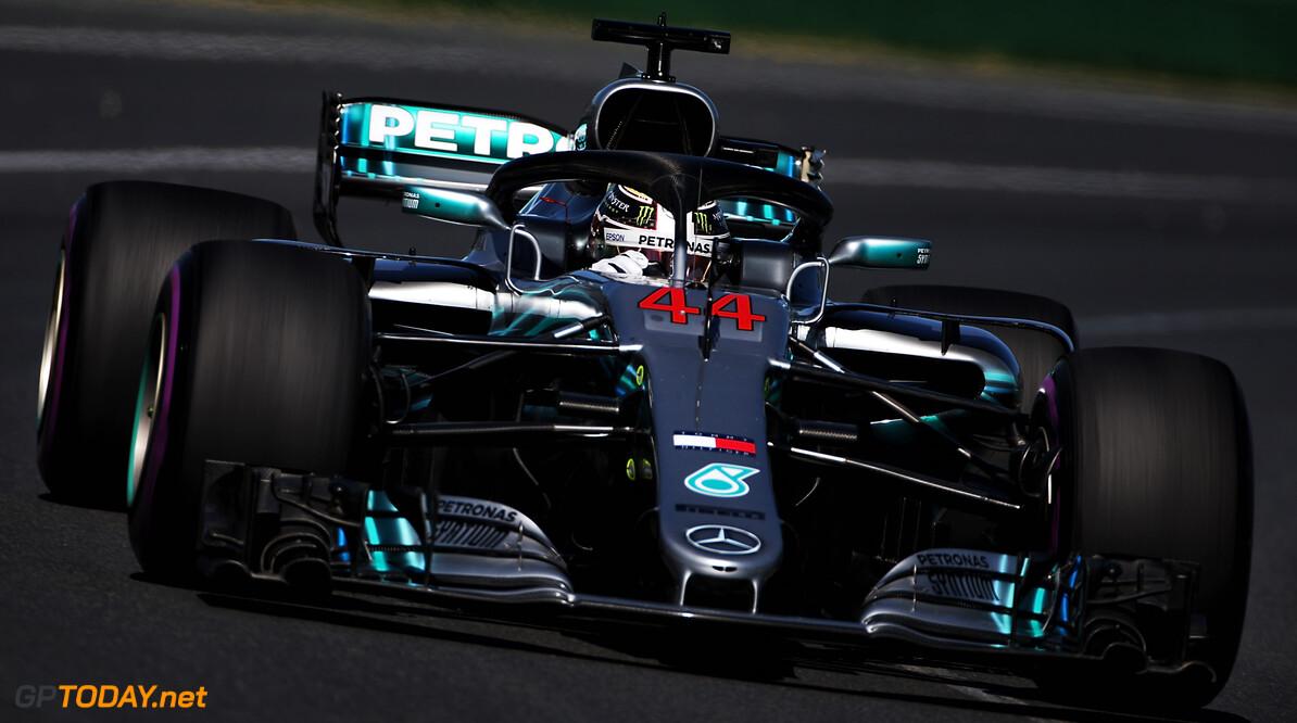 Kwalificatie: Hamilton naar dominante pole, vierde positie Verstappen