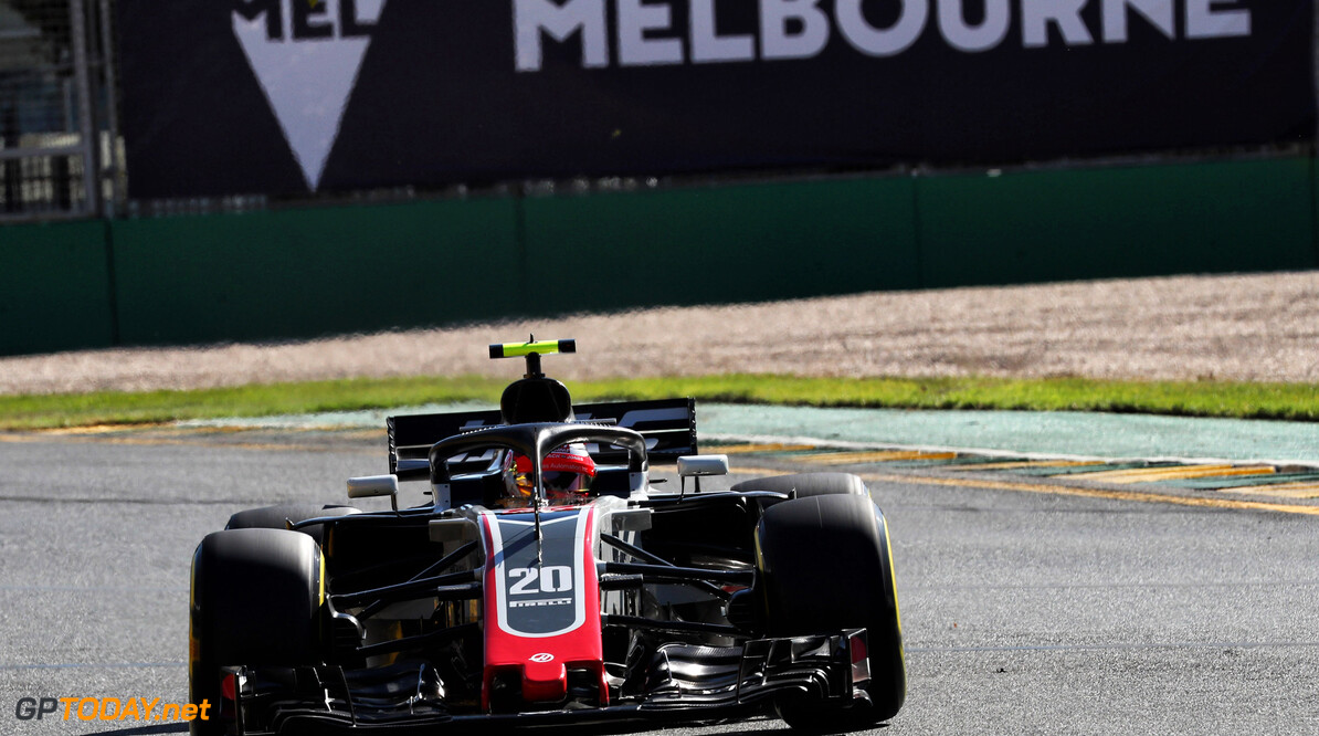 Haas F1 Team admits it could be 'best of the rest'