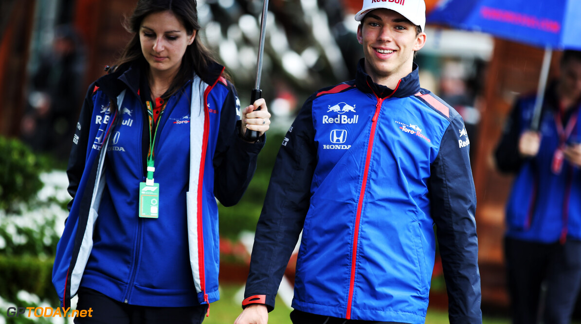 Gasly: Toro Rosso surpassed expectations with P9