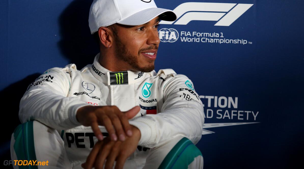'Contractverlenging Hamilton bijna in kannen en kruiken'
