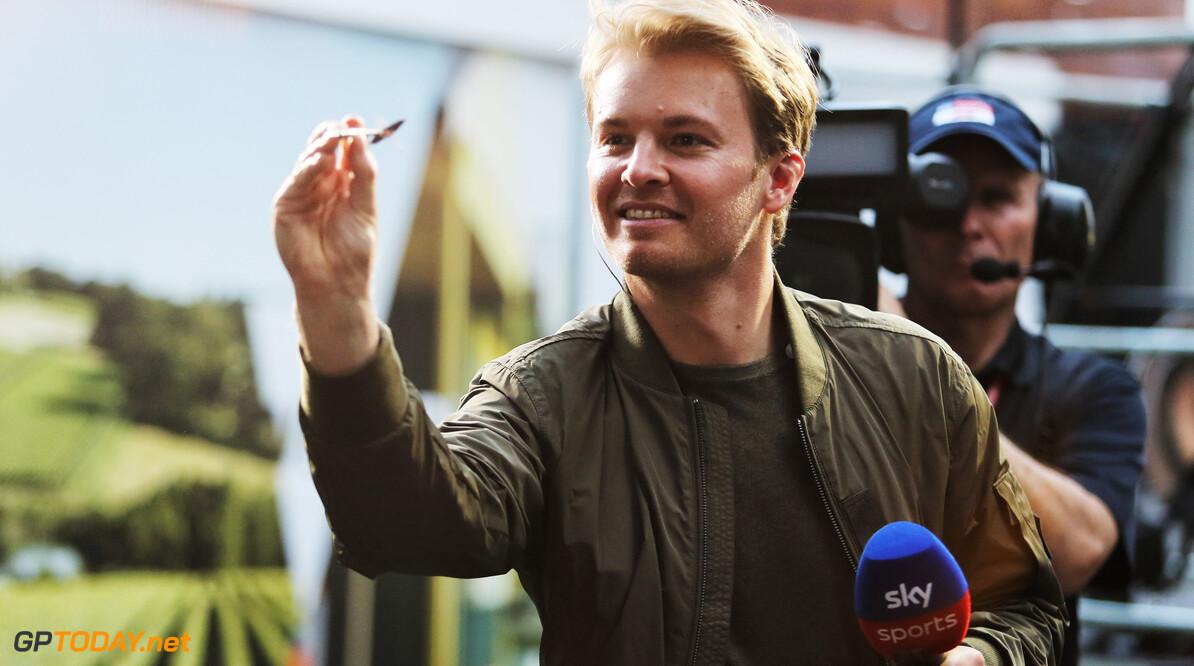 Rosberg prijst Hamilton en is keihard voor Vettel