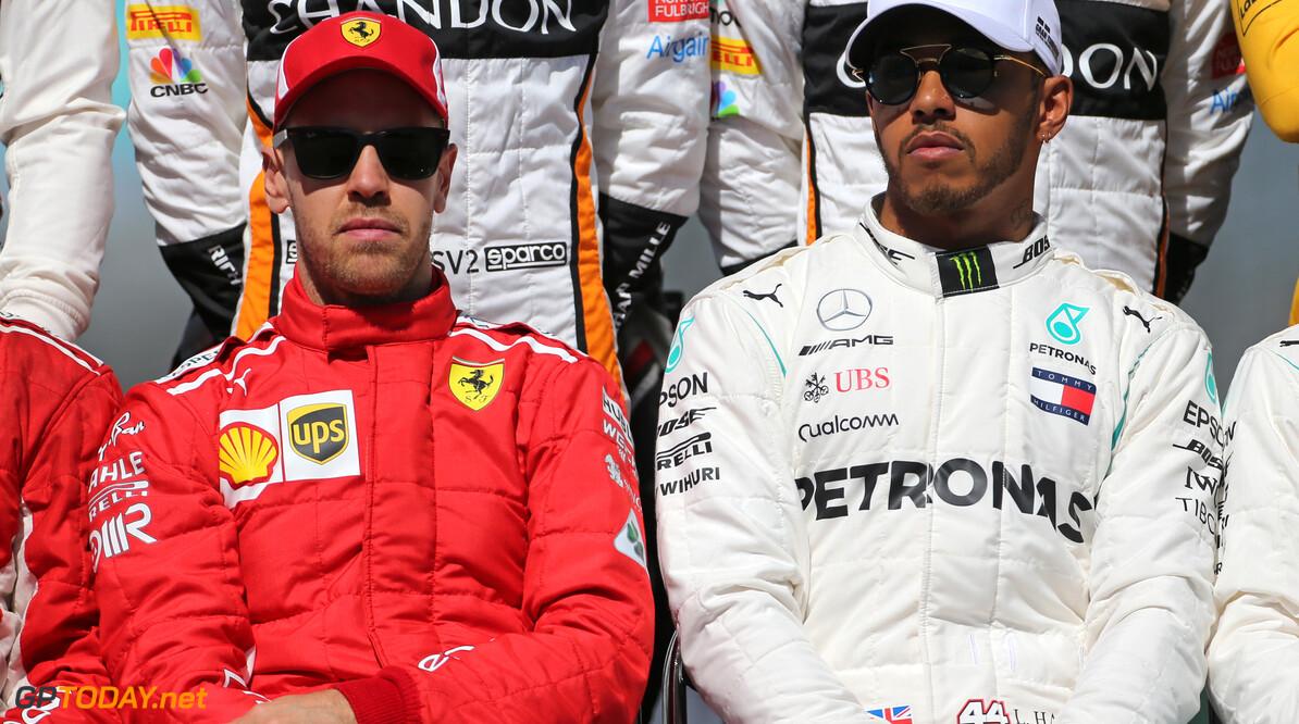"""Vettel: """"Een jaar geleden stonden we er beter voor"""""""