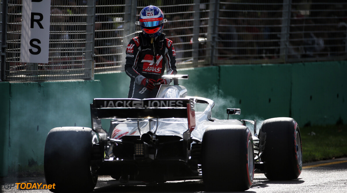 Steiner: No excuses for Haas' lost points