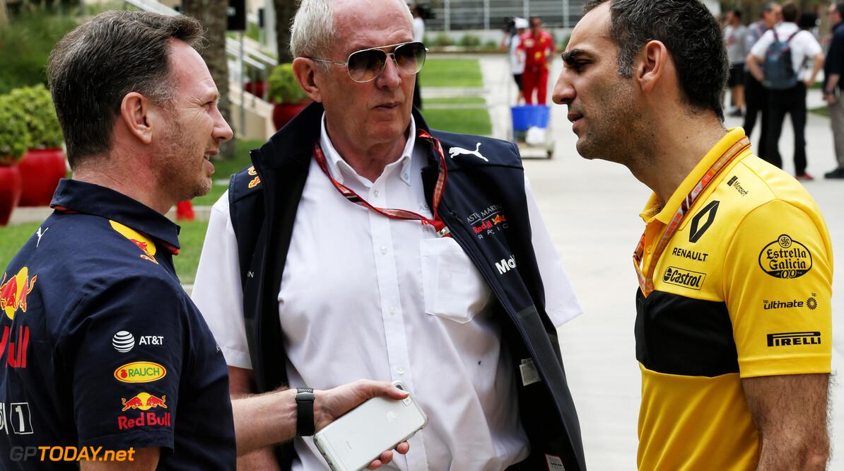 Abiteboul beticht Red Bull Racing van manipulatie