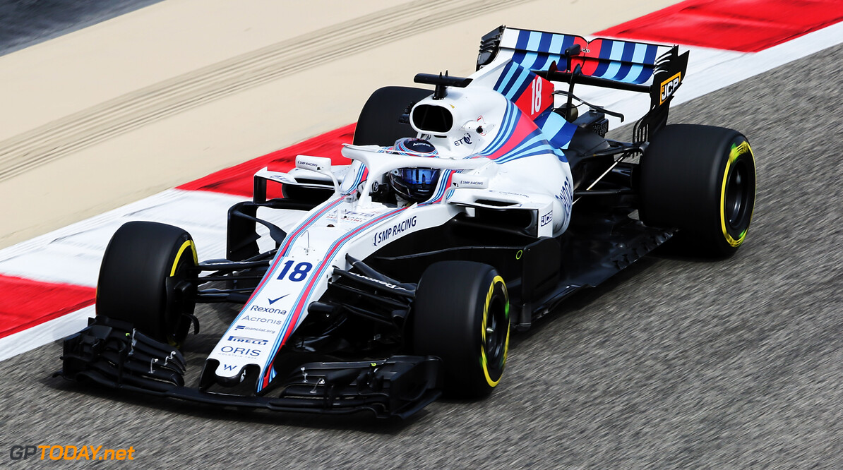 "Lance Stroll: ""Williams currently has the slowest car"""