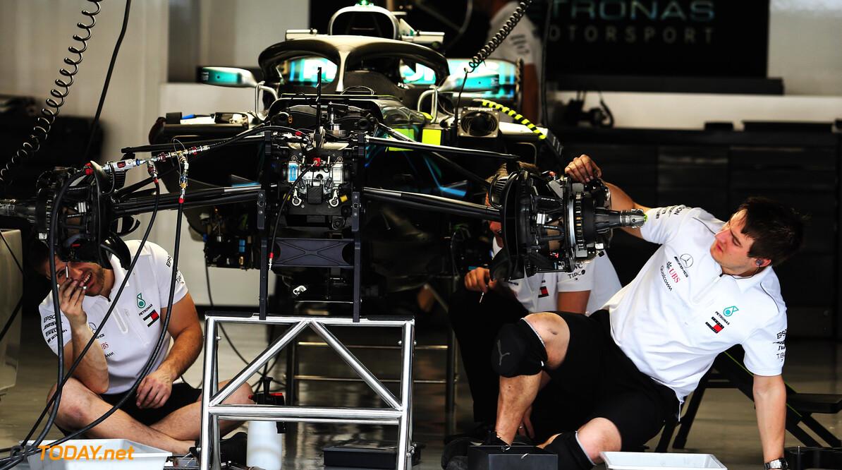 Mercedes is suprematie op gebied van de aandrijflijn kwijt