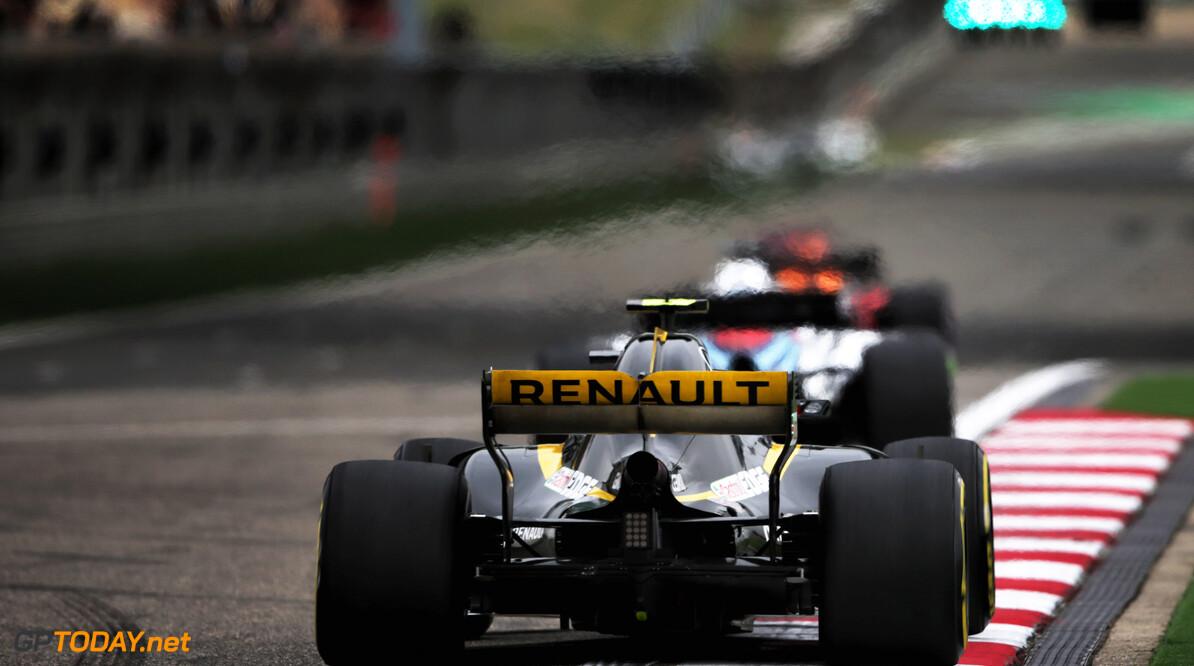 Renault verrast door motorverbeteringen Ferrari