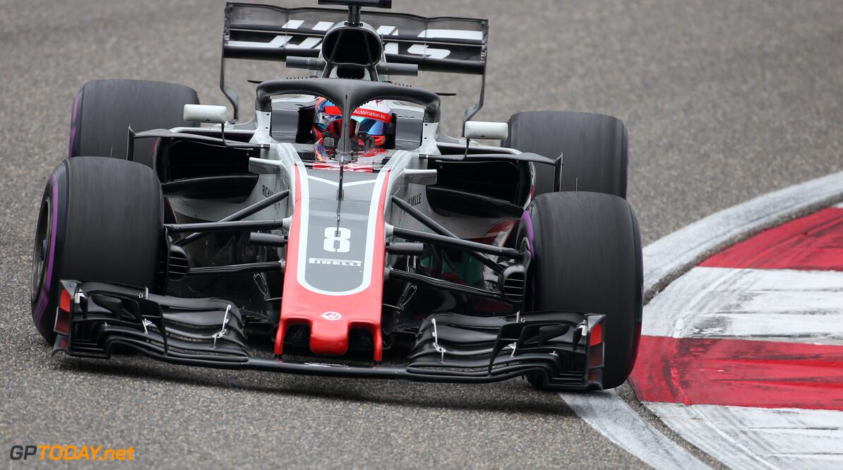 Grosjean zeer enthousiast over Haas-updates