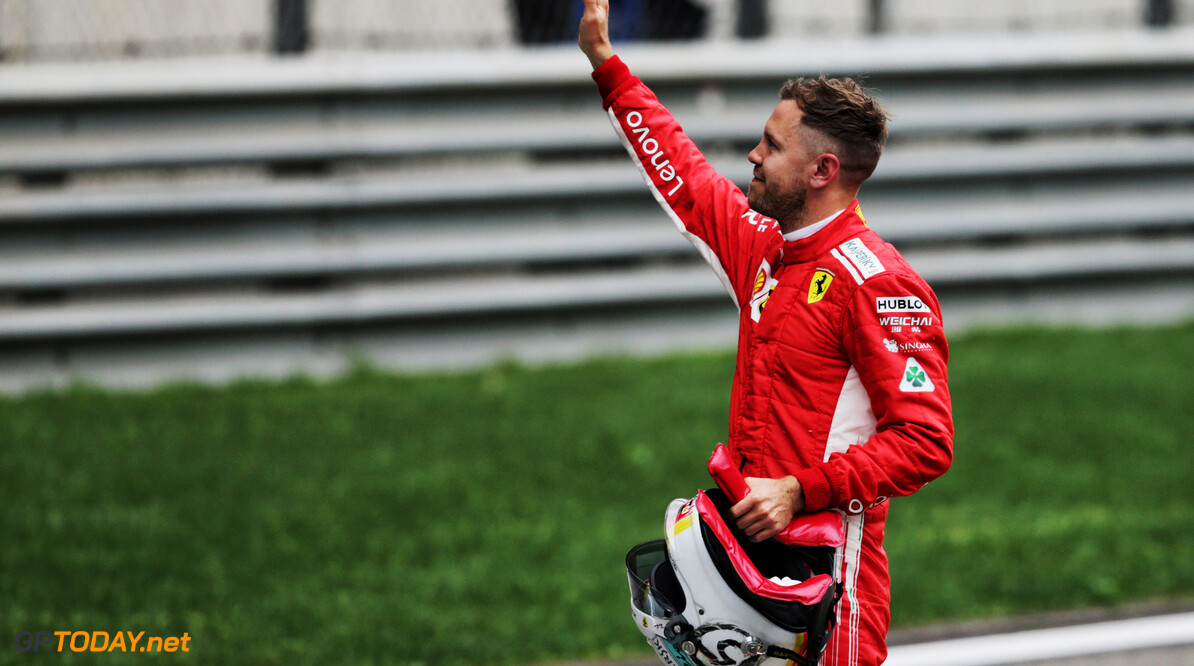 Vettel storms to pole position in Canada