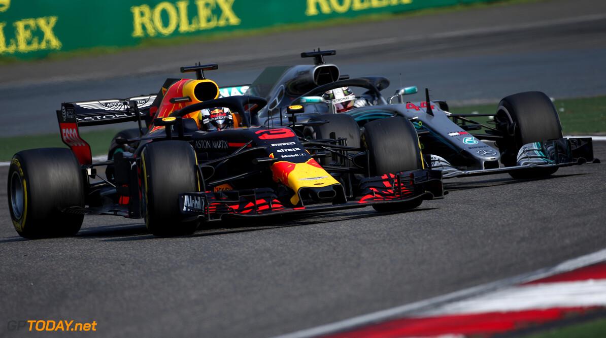 Mercedes-duo verwacht Red Bull als snelste in Monaco