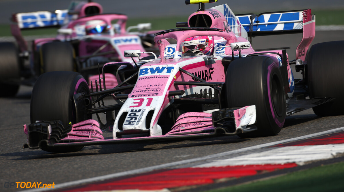 Rivals allow Force India to keep prize money