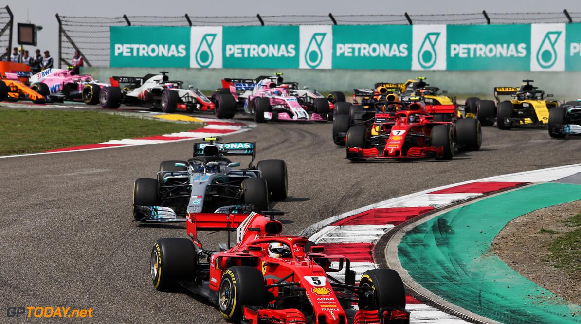 Vettel plaatst vraagtekens bij timing van de safety car