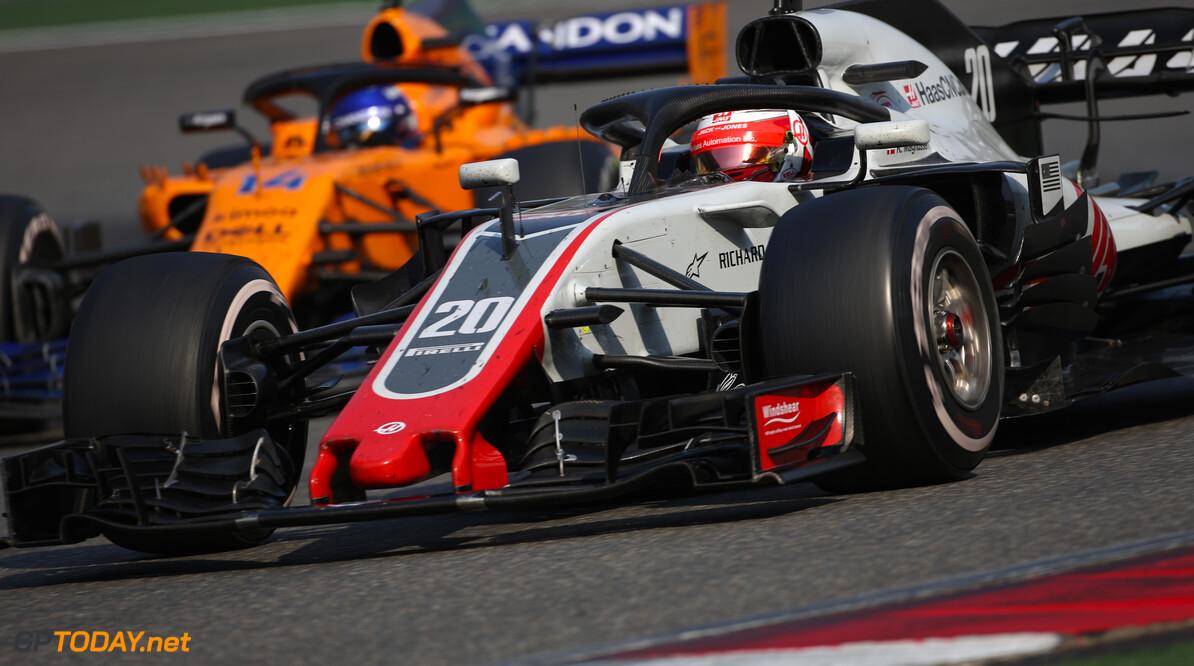 Magnussen heeft ondanks incidenten nog steeds veel respect voor Alonso