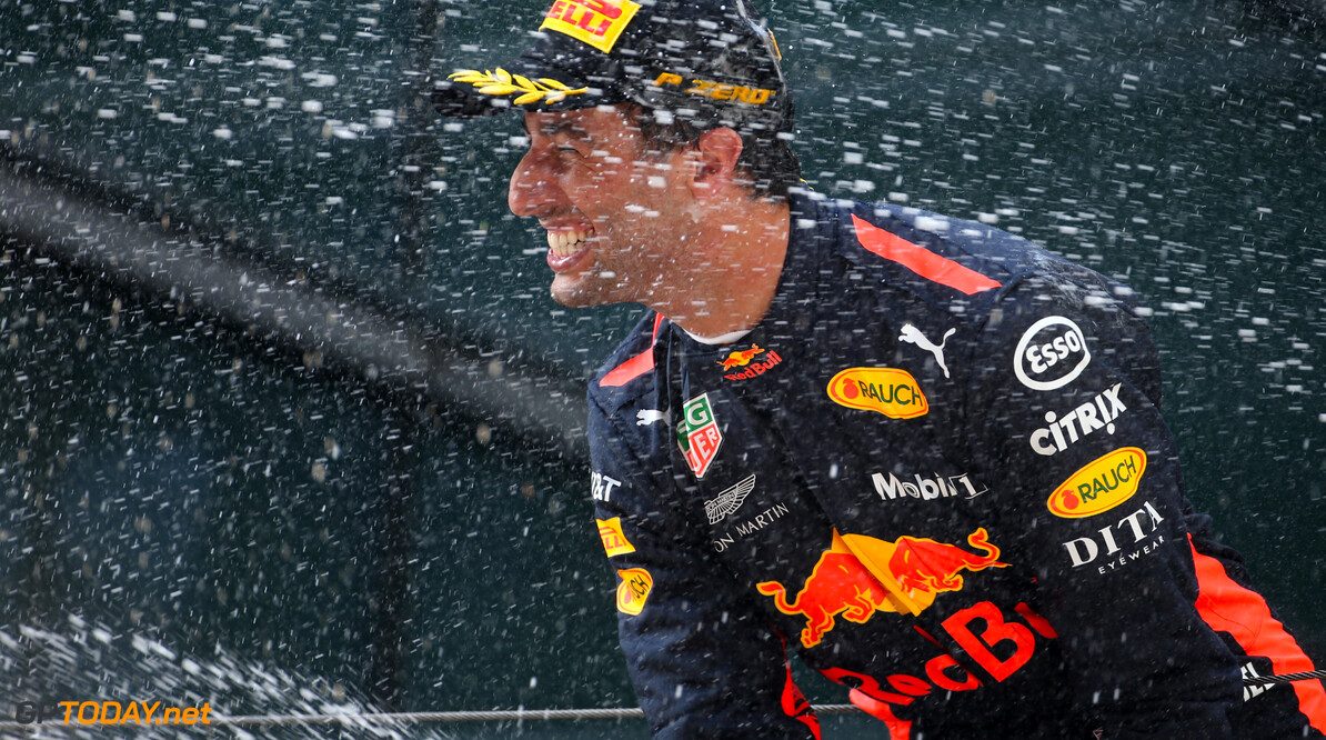 Red Bull 'a good place' for Ricciardo - Hamilton