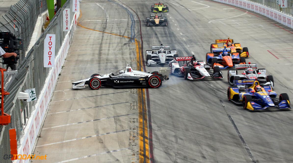'Laguna Seca keert terug op IndyCar-kalender'
