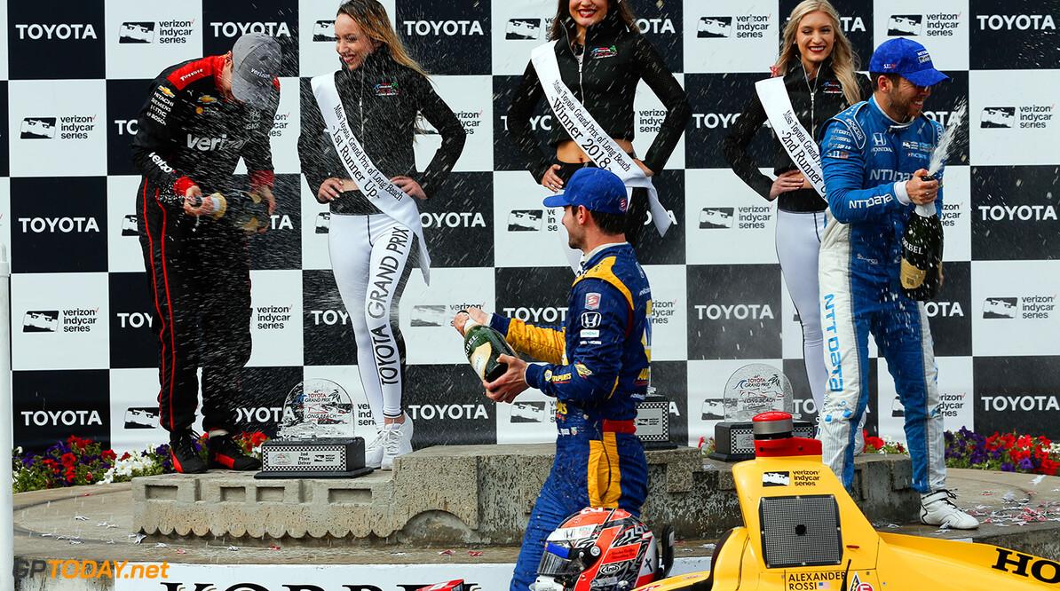 Rossi gelooft in kansen op IndyCar-titel in 2019