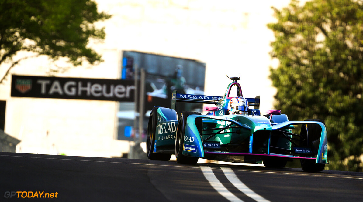 Tom Blomqvist (GBR), MS + AD Andretti Formula E, Andretti ATEC-03.  World Copyright: Malcom Griffiths /FIA Formula E Ref: MALC6200  Malcom Griffiths